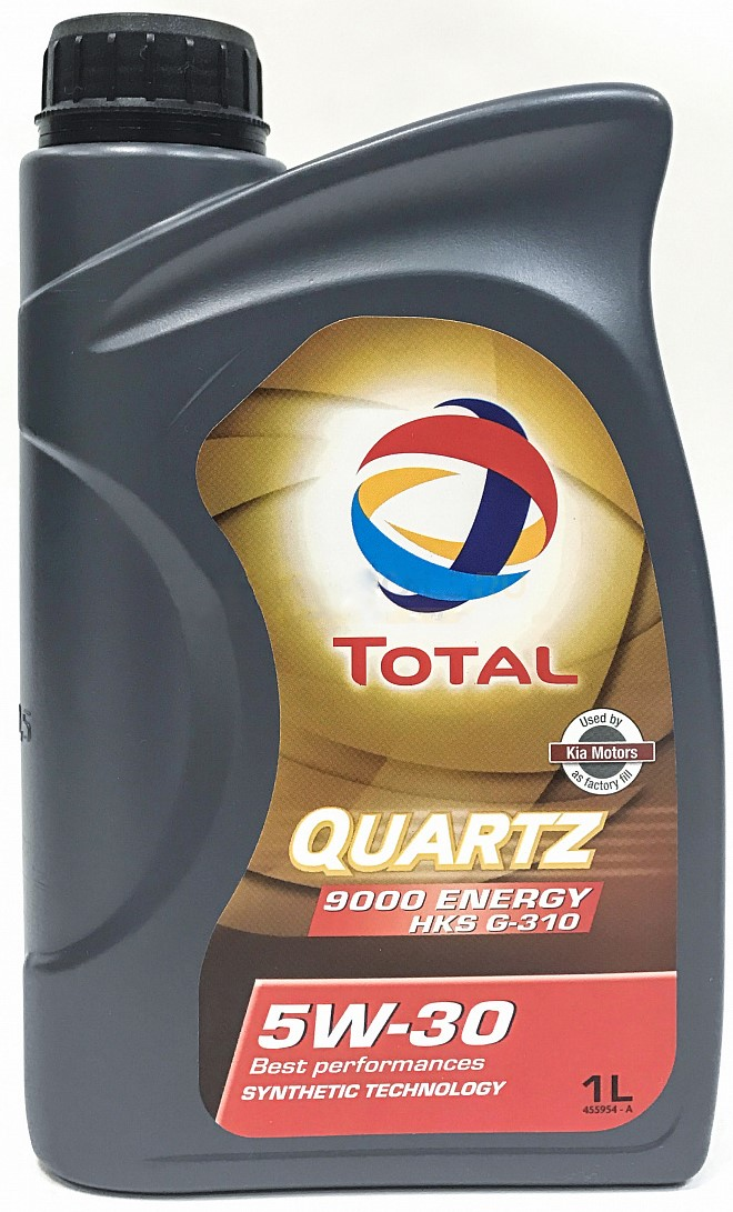 Total QUARTZ FUTURE NFC 5W-30 1л