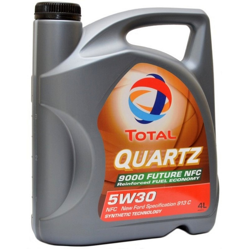 Total QUARTZ FUTURE NFC 5W-30 4л